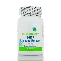 5-HTP Extended Release - 200 mg - 30 Tablets