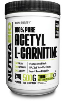 Acetyl L-Carnitine (500 Grams)