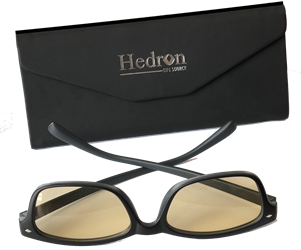 HEDRON PATENTED BLUELIGHT BLOCKING GLASSES